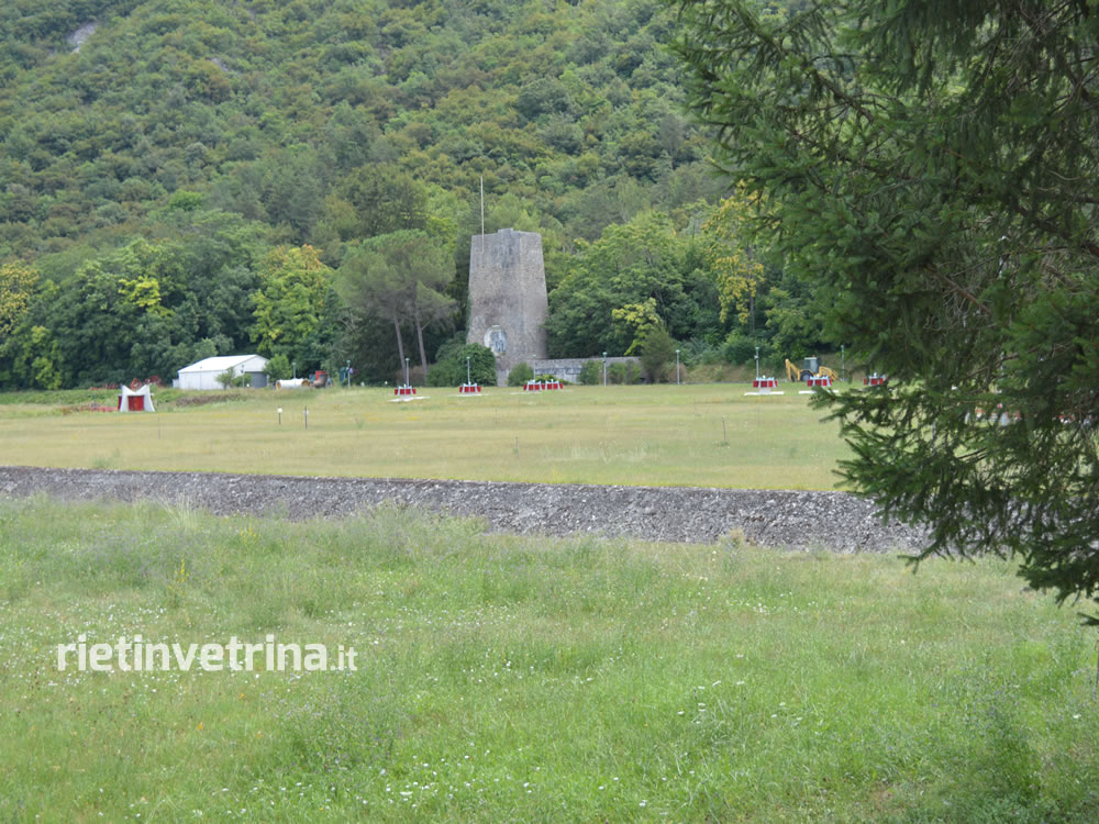Via Acquedotto Del Peschiera.Ottantesimo Anniversario Dell Acquedotto Del Peschiera